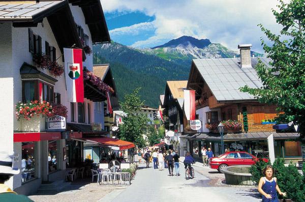 Hotel Am Arlberg St Anton